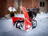 Ariens Professional Snow Blower