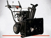 Sno-Tek 24 Two-Stage Electric Start Gas Snow Blower